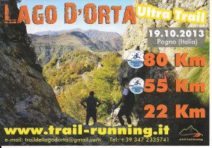 Trail Running Lago D'Orta